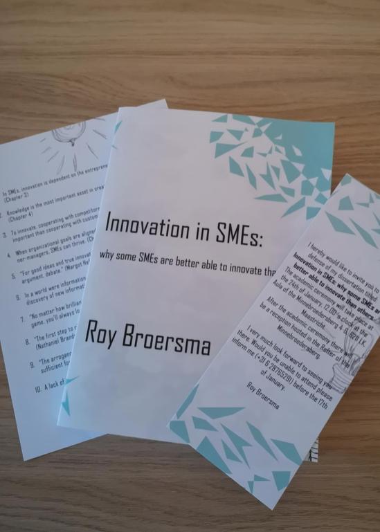 Innovatievermogen in MKB's